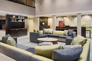 Courtyard By Marriott Hotel Springfield Airport