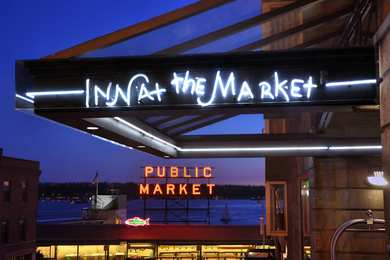Hotels near Pike Place Market, Seattle See All Discounts