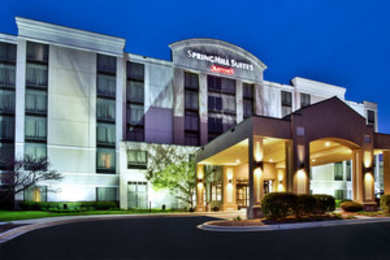 Springhill Suites By Marriott Elmhurst