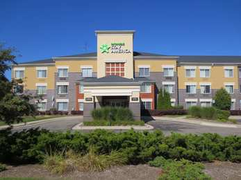 Extended Stay America Hotel University Drive Auburn Hills