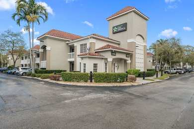 Extended Stay America Hotel Airport Blue Lagoon Miami