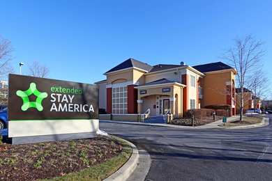 Extended Stay America Hotel Town Center Germantown