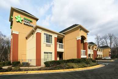 Extended Stay America Hotel Fair Oaks Fairfax