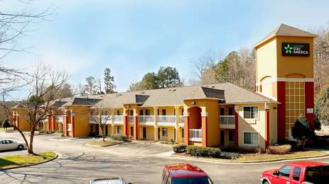 Extended Stay America Hotel Crabtree Valley Raleigh