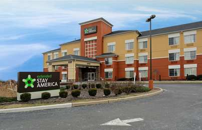 Extended Stay America Hotel Meadowlands East Rutherford
