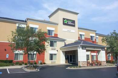 Extended Stay America Hotel East Naperville