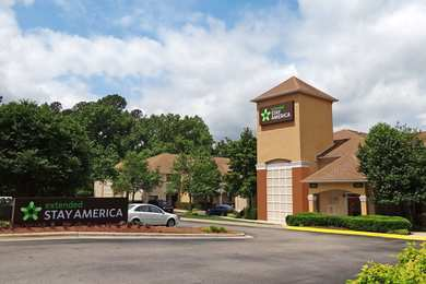 Extended Stay America Hotel Wake Forest Road Raleigh