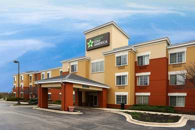 Extended Stay America Hotel Convention Center Schaumburg
