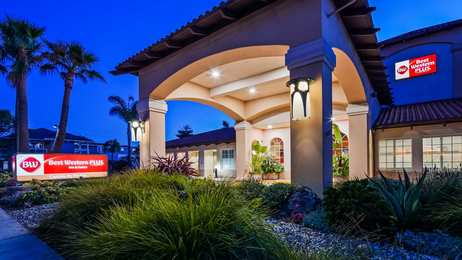 Best Western Plus Capitola By The Sea Inn Suites