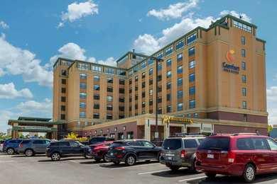 Comfort Inn & Suites Logan Airport Revere