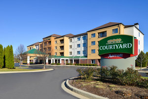 Courtyard By Marriott Hotel Brown Deer