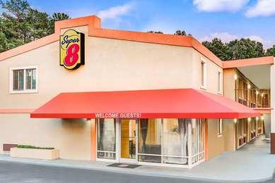 Super 8 Motel West Raleigh