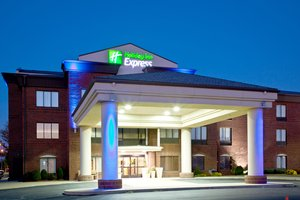 Holiday Inn Express Hotel Suites Shelbyville