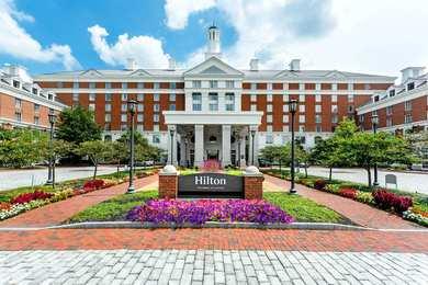 Hilton Hotel Columbus