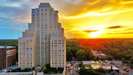 Chase Park Plaza Hotel St Louis