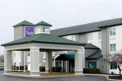 Sleep Inn & Suites Oregon