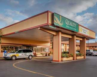 Quality Inn & Suites Medford