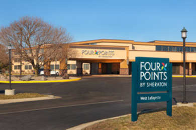Four Points By Sheraton Hotel West Lafayette