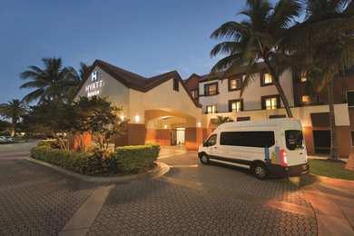 Hyatt House Hotel Airport Miami