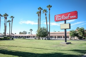 Exterior View   Red Roof Inn Blythe ...