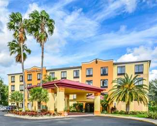 Comfort Suites Southeast Tampa