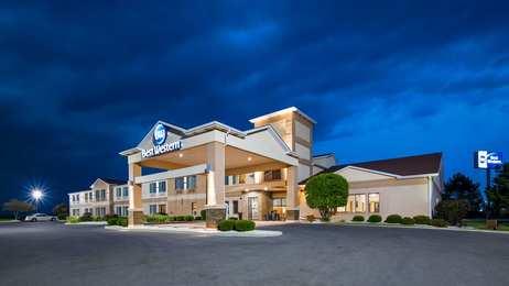 Best Western Celina Hotel
