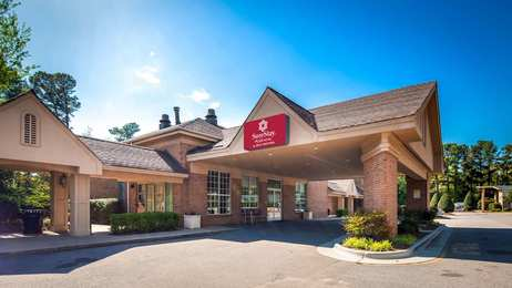 Best Western Raleigh North Downtown Inn