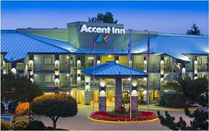 Accent Inn Vancouver Airport Richmond