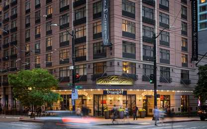 The Paramount Hotel Seattle  Hotels Near Washington State