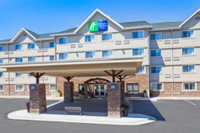 Holiday Inn Express Hotel Suites Fredericton