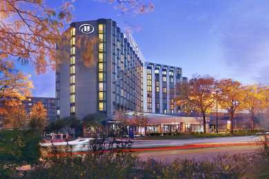 Hilton Hotel O Hare Airport Rosemont