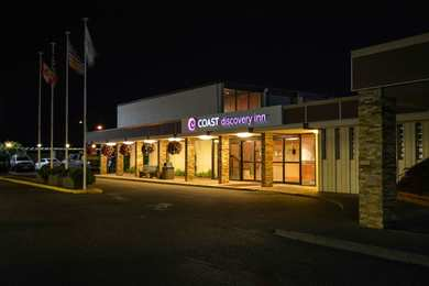 Coast Discovery Inn Marina Campbell River