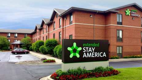 Extended Stay America Hotel University South Ann Arbor