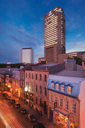 Delta Hotel By Marriott Downtown Quebec City