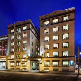 Mark Spencer Hotel Portland