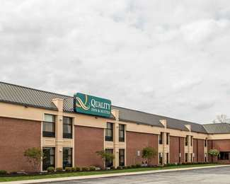 Quality Inn Suites Greenfield