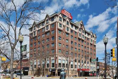 Hotel Alex Johnson Rapid City