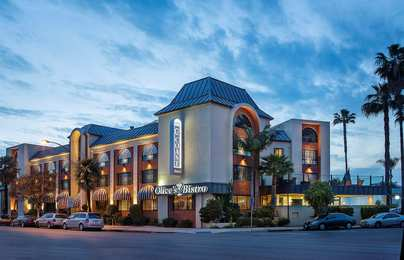 25 Good Hotels Motels Near Universal Studios Hollywood Big Map