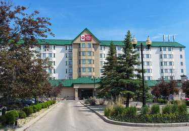 Best Western Plus Airport Hotel Winnipeg