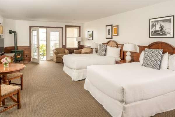 Spruce Point Inn Resort Spa Boothbay Harbor