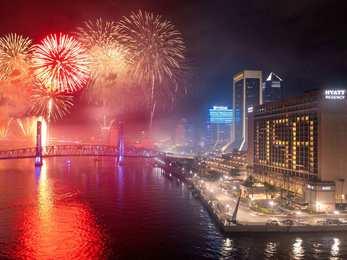 Hyatt Regency Hotel Jacksonville