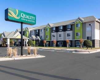 Quality Inn Suites Ashland