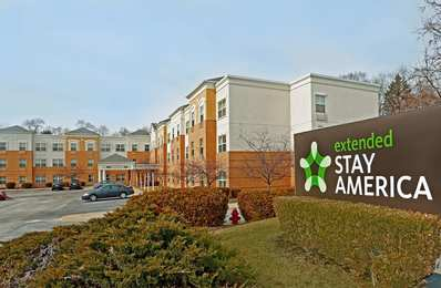 Extended Stay America Hotel Orchard Hill Place Novi