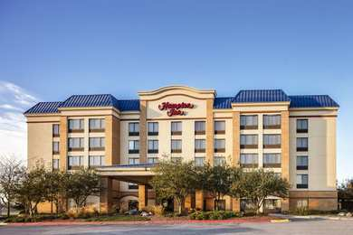 Hampton Inn Ameristar Council Bluffs