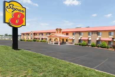Super 8 Hotel South Bowling Green
