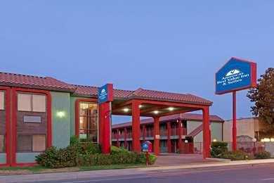 Americas Best Value Inn Central Bakersfield