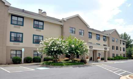 Extended Stay America Hotel Gaithersburg