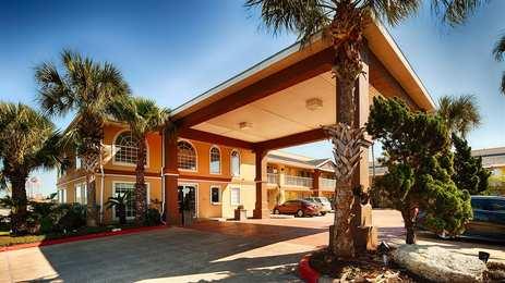 Best Western Paradise Inn Corpus Christi