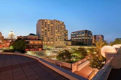 Hilton Monona Terrace Hotel Madison