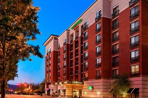 Courtyard by Marriott Hotel Downtown Chattanooga